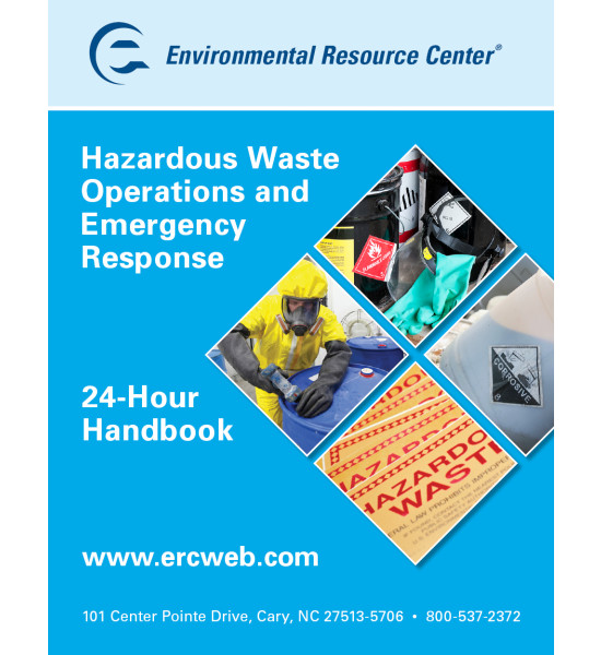ERC - Handbook Operation and Emergency Response