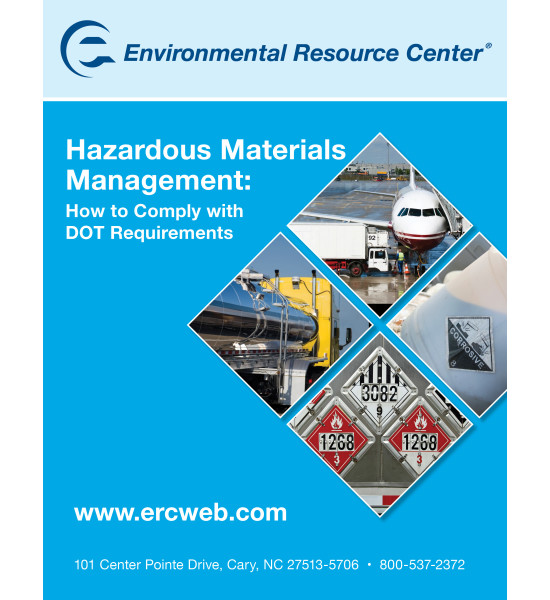 ERC - Hazardous Material Management