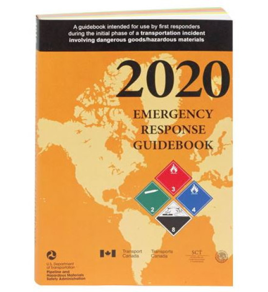 2016 Emergency Responce Guide Book